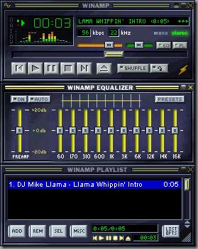 Winamp 2.81
