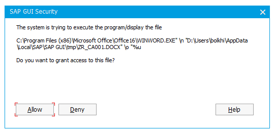 Word security 2